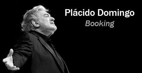 Booking Placido Domingo