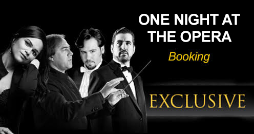 One night at the opera Booking