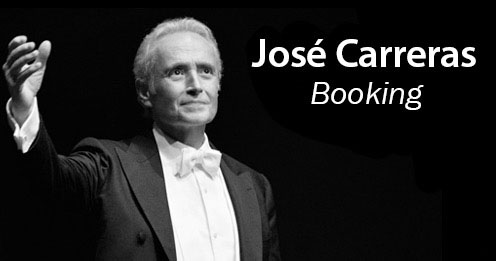 Booking Jose Carrera
