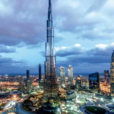 Emiratos Arabes - Destinos par Eventos