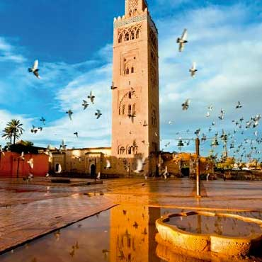 Marruecos - Destinos par Eventos
