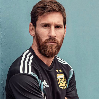 Messi deportista