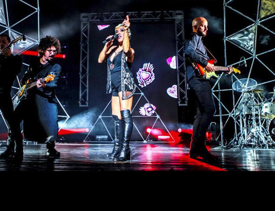 Actuación Ana Torroja