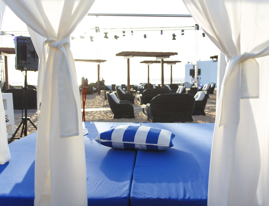 Mobiliario Playa