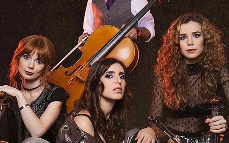violinistas para eventos