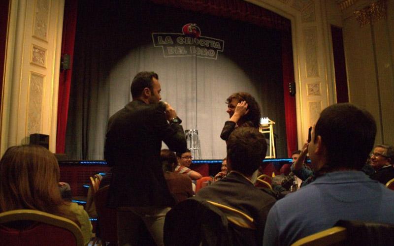 show presentadores monologuistas para eventos