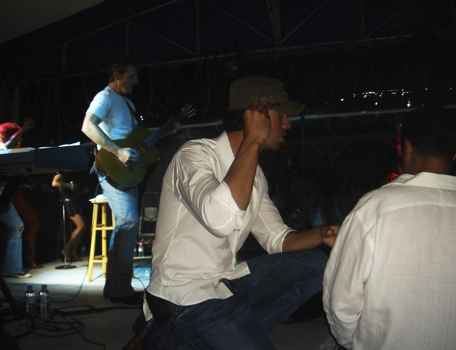 Enrique Iglesias directo