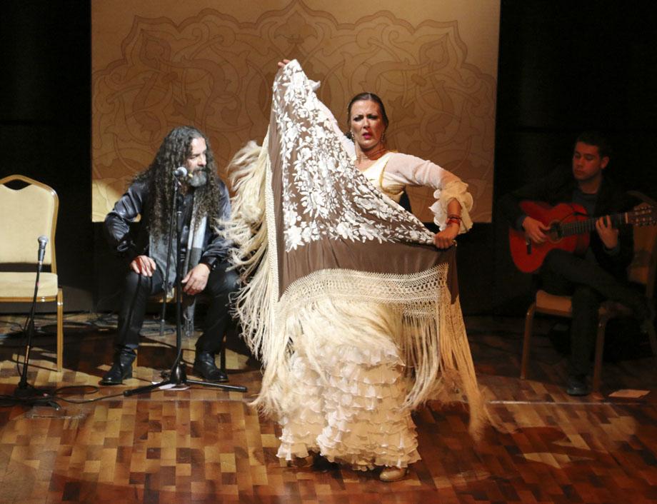 Baile Flamenco Kika Quesada