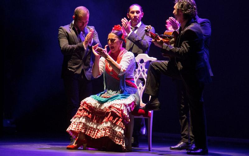 bailaores, cantantes flamenco