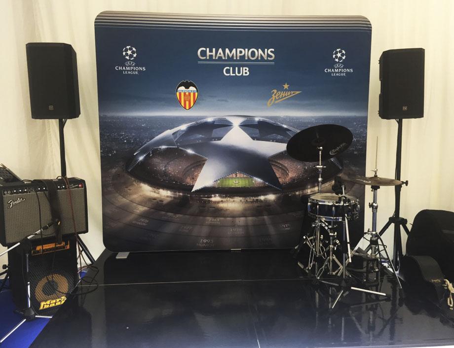 UEFA evento