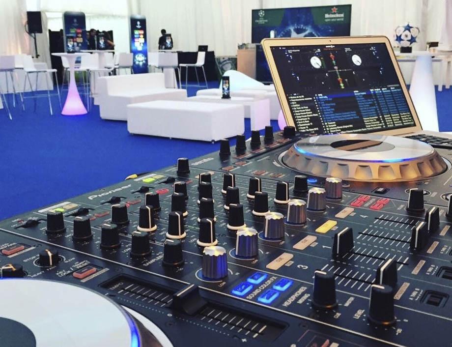 DJ Vobdil ordenador
