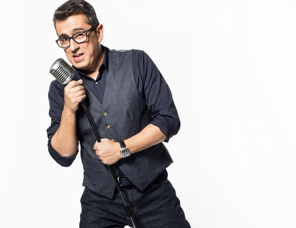 Andreu Buenafuente humorista presentador