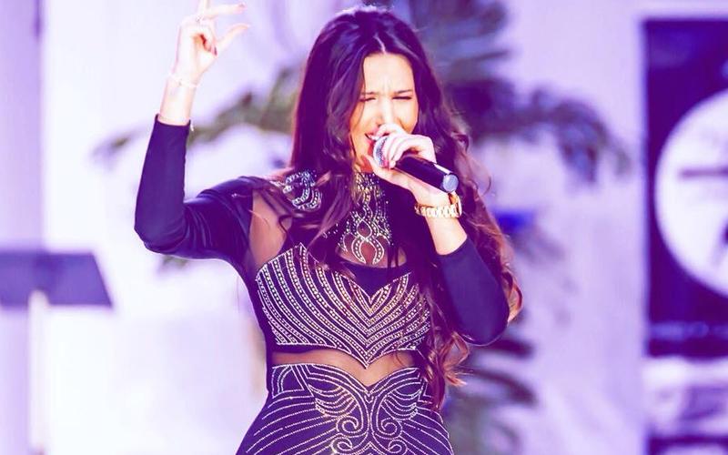 Arancha Santiago Flamenco cantante