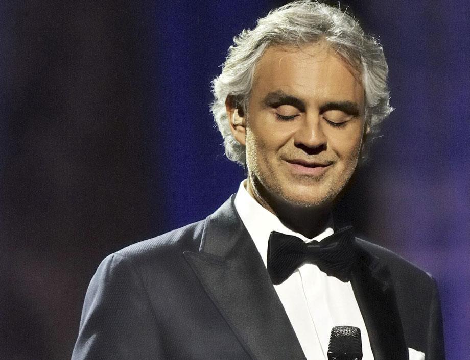 Andrea Bocelli ópera