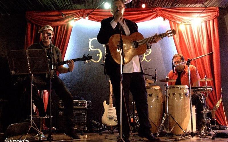 Buri bura artista flamenco contratación