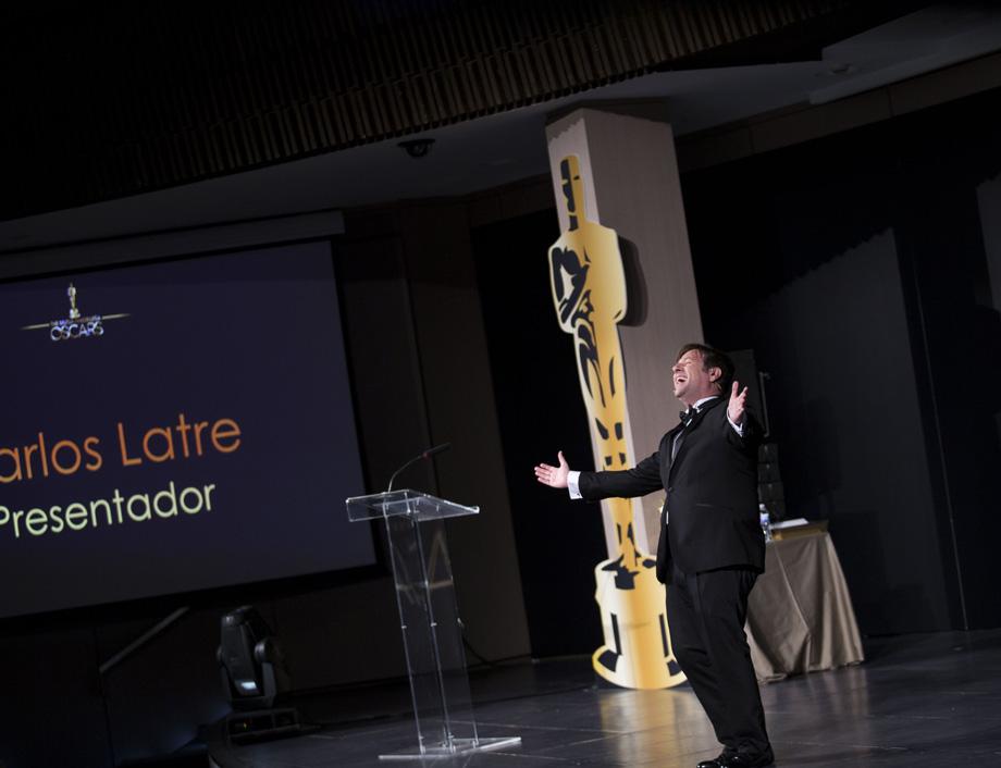 Presentador mutua madrileña