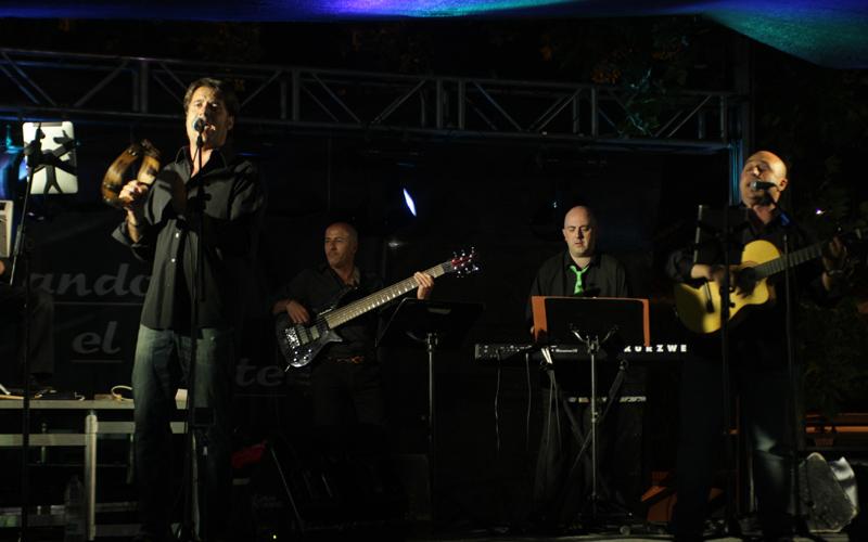 booking de dando el cante flamenco