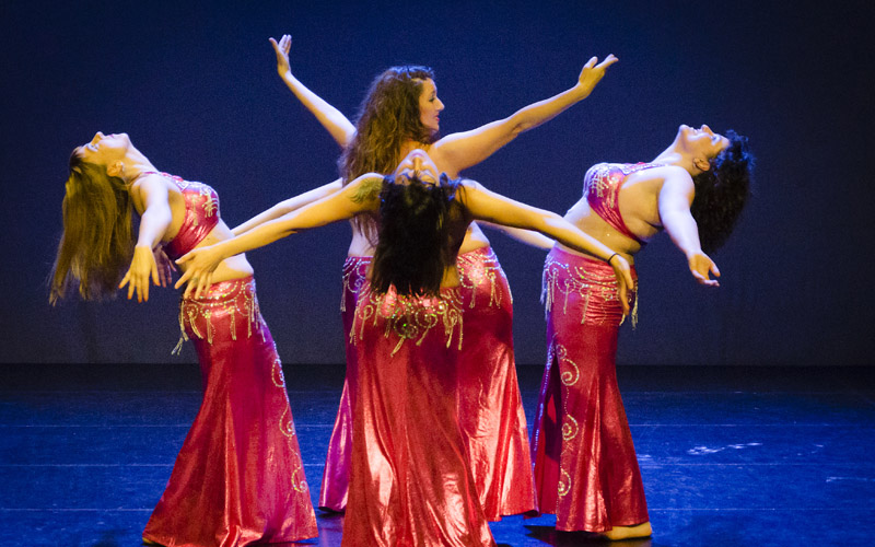Show danza oriental