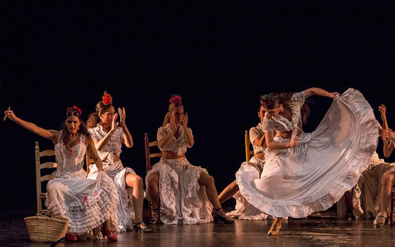 booking baile flamenco