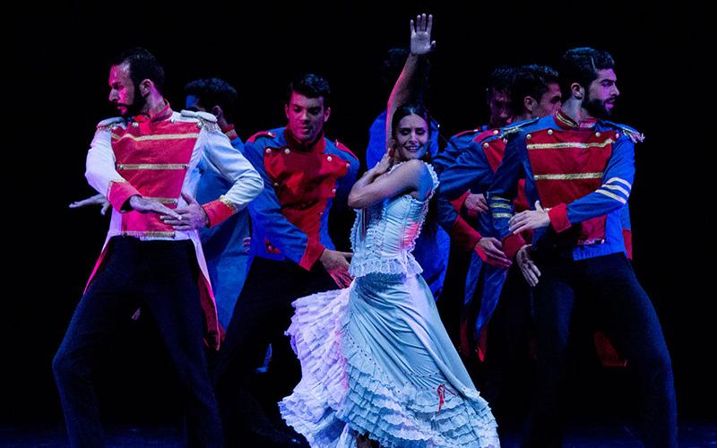 Show flamenco contratación