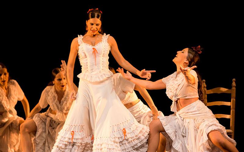artistas flamenco para eventos