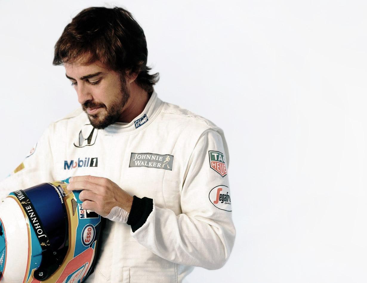 Fernando Alonso contratación