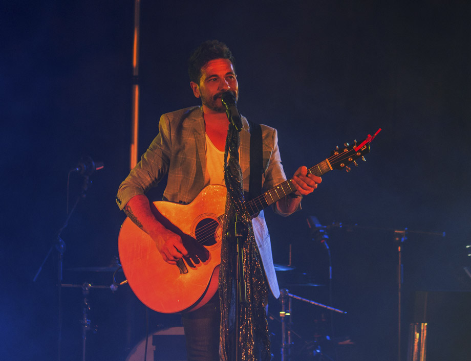 David de María Directo guitarra