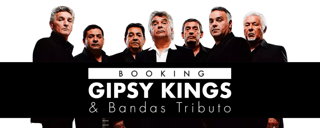 Booking Gipsy Kings