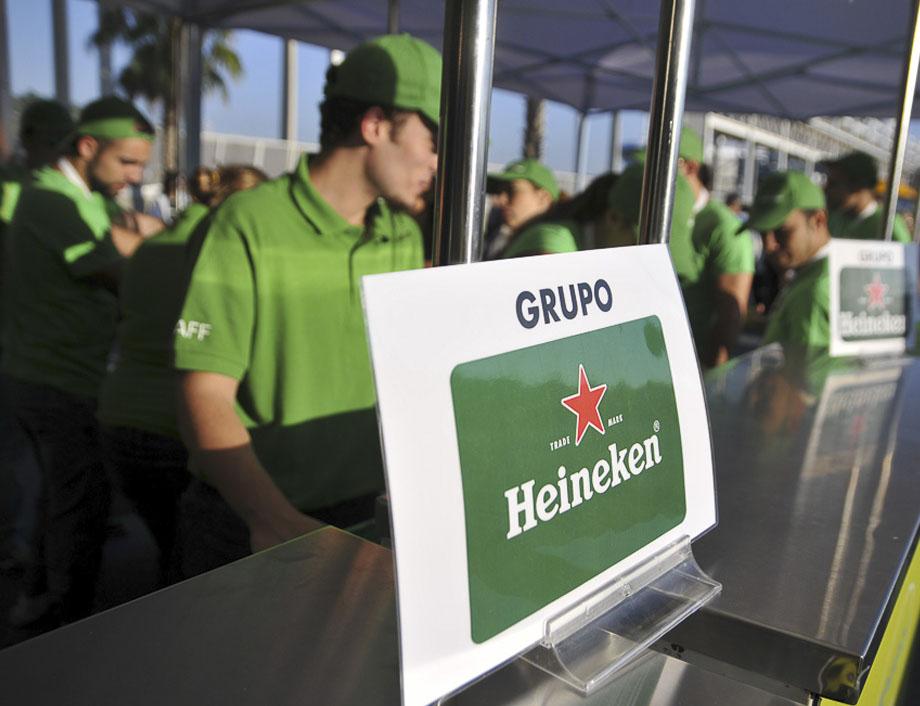 Evento Heineken