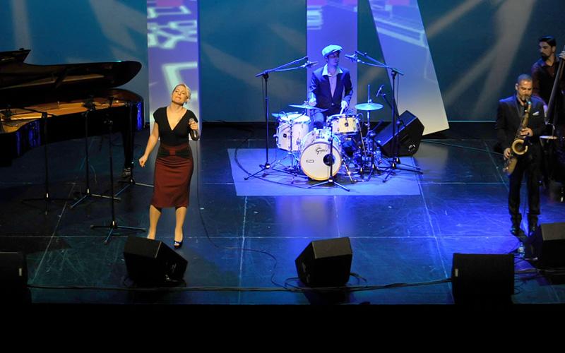 grupo de jazz para eventos