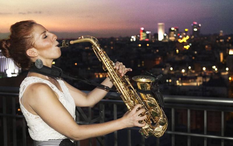 jazz para fiestas