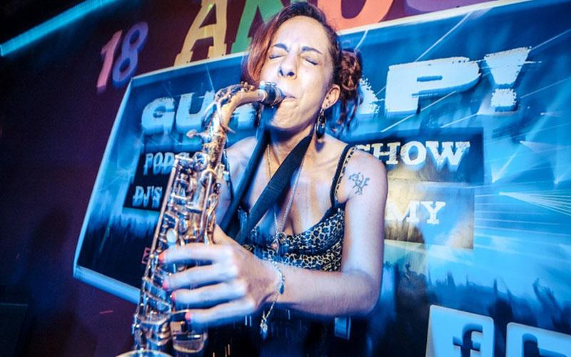 musica intrumentista para eventos jazz