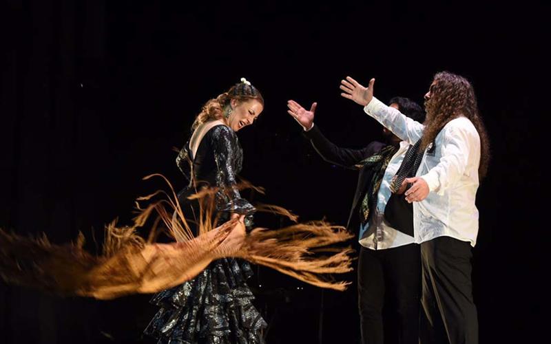 kika quesada bailaores flamenco