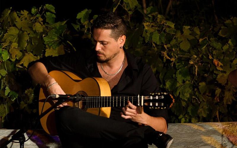 Marcos palometas guitarra flamenca