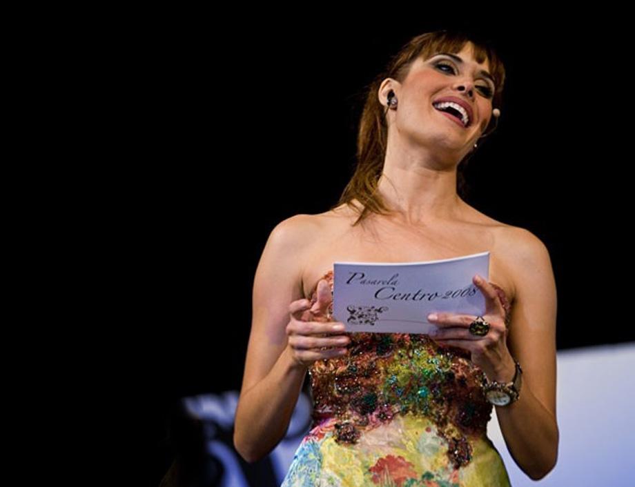 Pilar Rubio presentadora
