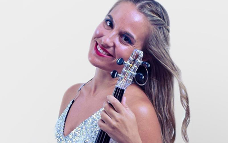 Raquel Cabello Violín booking