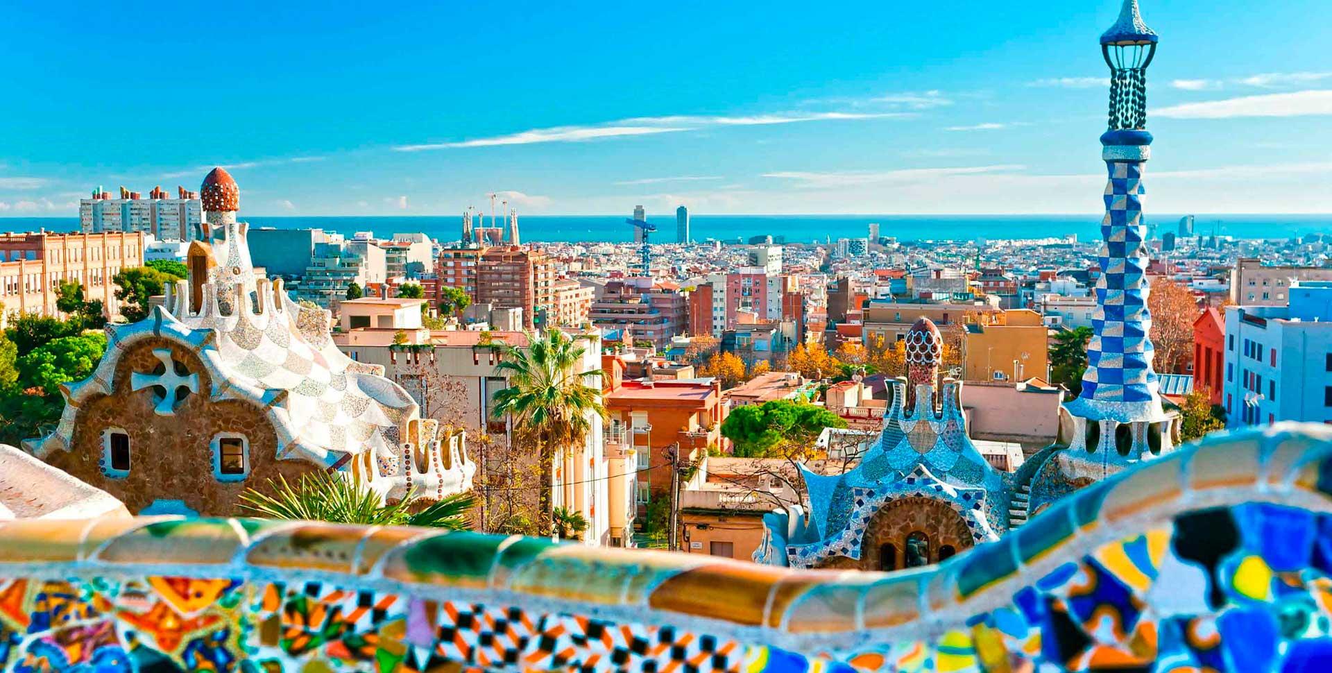 destinos para eventos Barcelona