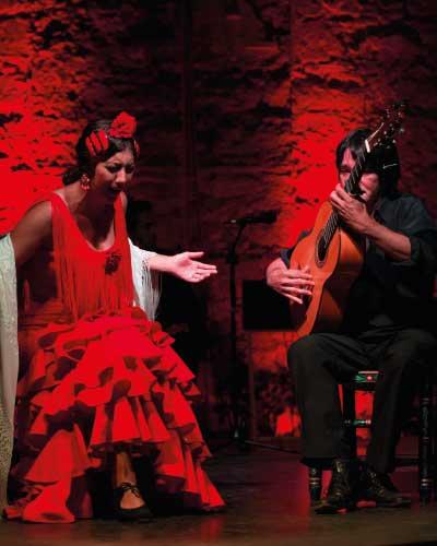 Events Entertainment flamenco