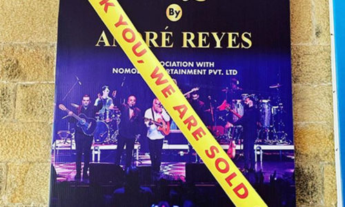 sold out Gipsy Kings