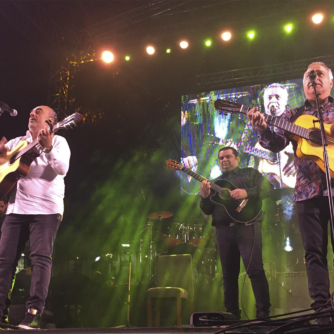gipsy kings Quito